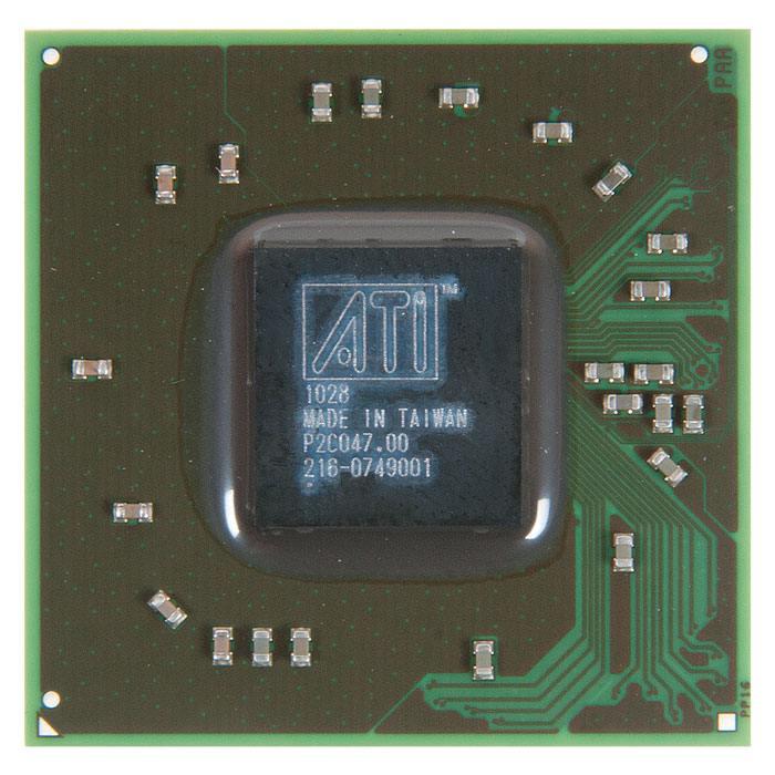 216-0749001 Видеочип AMD Mobility Radeon HD 5470, цена в Екатеринбурге