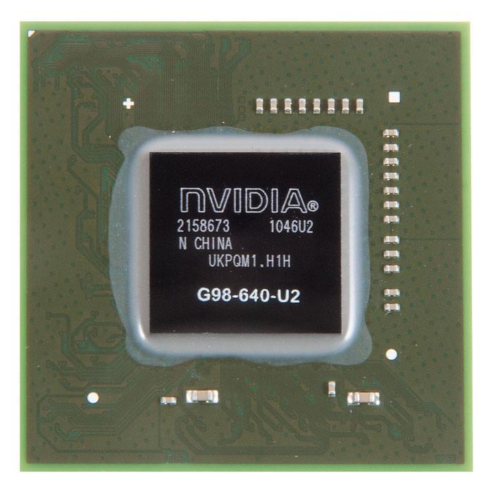 G98-640-U2 видеочип nVidia GeForce 9800M GT, новый в Краснодаре