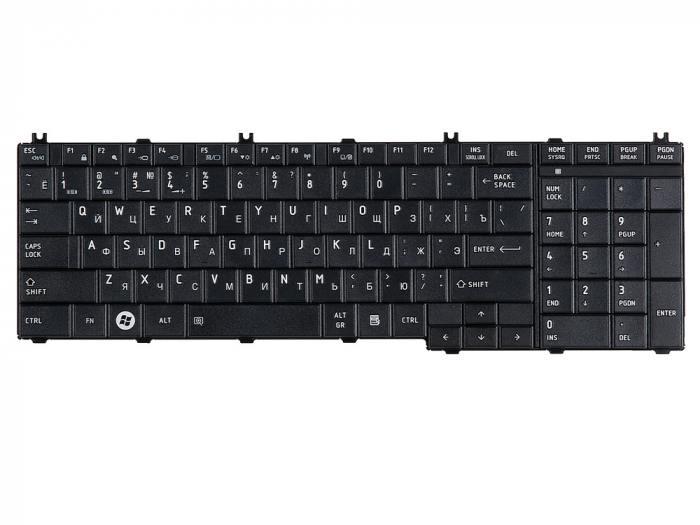 Клавиатура для ноутбука Toshiba L755D в Казани