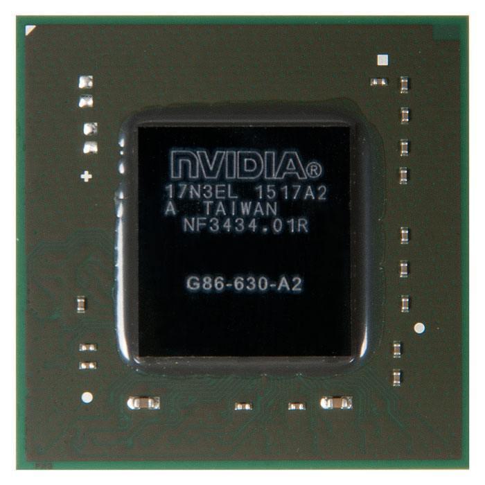 G86-630-A2 видеочип nVidia GeForce 8400M GS, новый в Санкт-Петербурге
