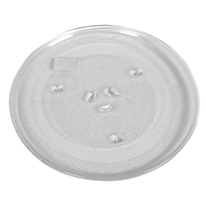 DE74-20102D тарелка для микроволновой (свч) печи Samsung, 288 мм, с креплением в Москве