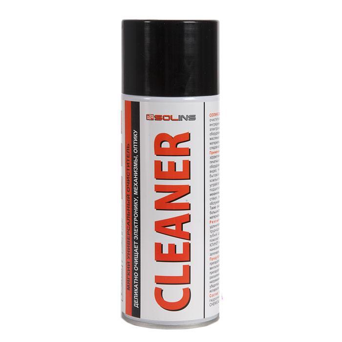 CLEANER очиститель Cleaner Solins, объем 400мл в Воронеже
