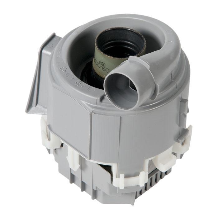 651956 насос (помпа) рециркуляционный посудомоечной машины Bosch, Neff, Siemens, Gaggenau (с ТЭНом, в сборе) в Тюмени