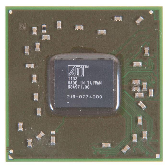 216-0774009 rb видеочип AMD Mobility Radeon HD 5470, RB в Санкт-Петербурге
