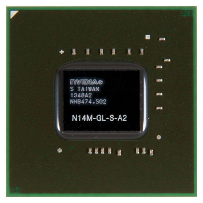 N14M-GL-S-A2 видеочип nVidia GeForce GT710M, новый в Казани