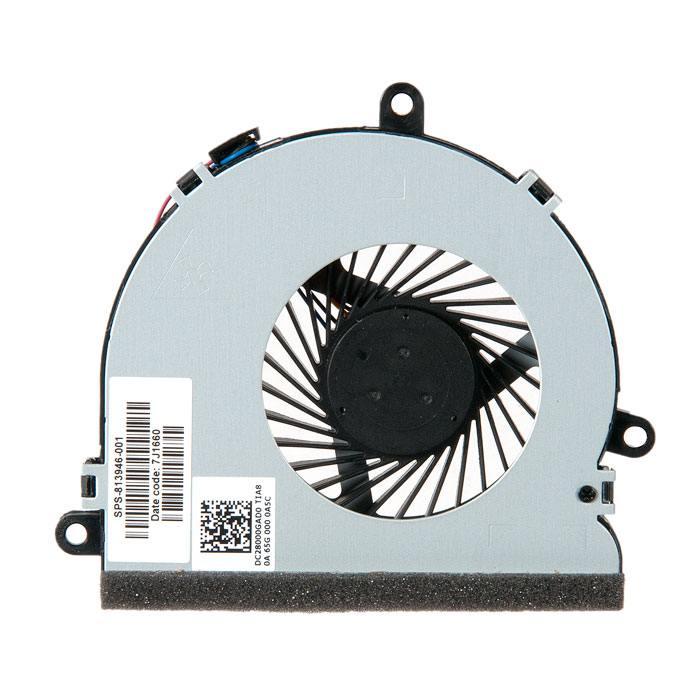 Вентилятор (кулер) для ноутбука HP 15-ba102ur - купить по низкой цене в Москве