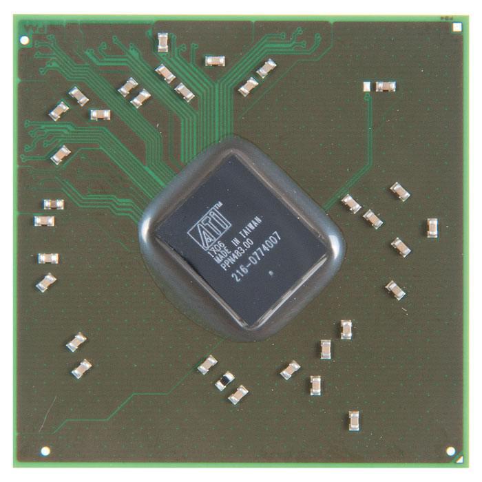 216-0774007 видеочип ATI Mobility Radeon HD 5470, новый в Москве