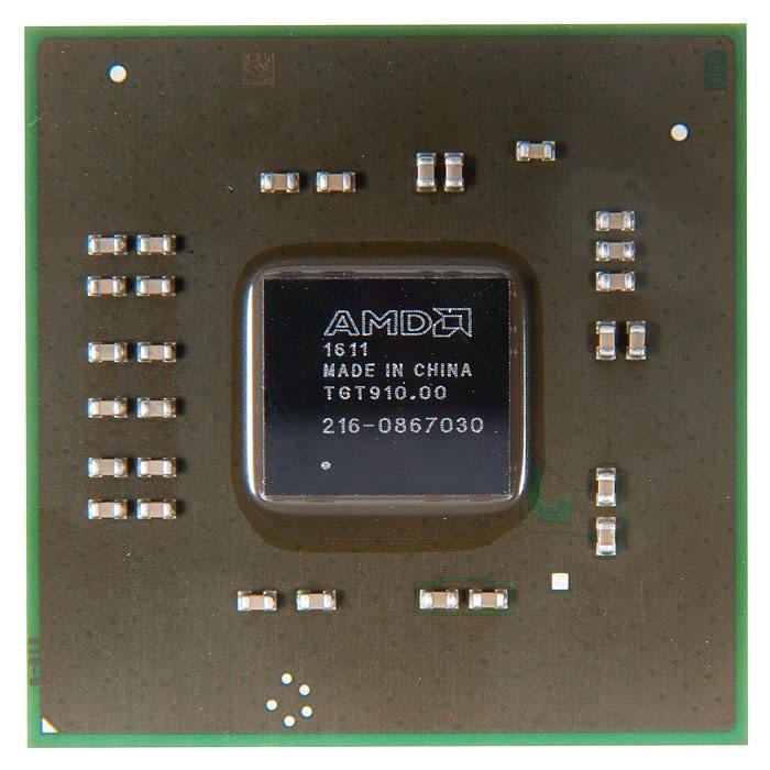 216-0867030 видеочип AMD Radeon R6 M340DX, RB в Краснодаре