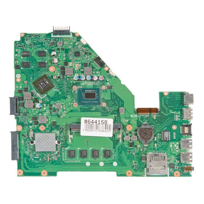 материнская плата для Asus X550CC I5-3337U GT720M 2GB RAM 4GB [60NB000W0-MB9130] (с разбора) в Москве