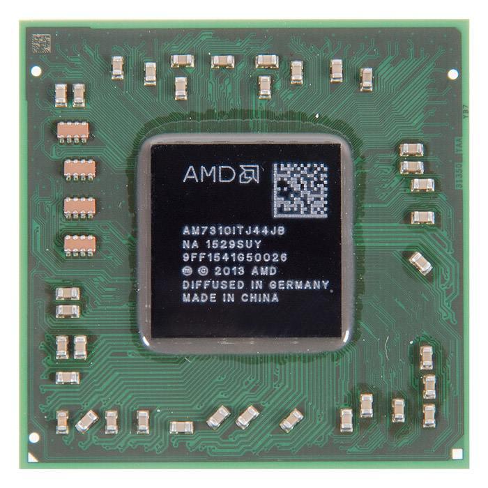 AM7310ITJ44JB процессор для ноутбука AMD A6 7310 BGA769 (FT3b) 2.0 ГГц, новый - купить по низкой цене в Ростове-на-Дону