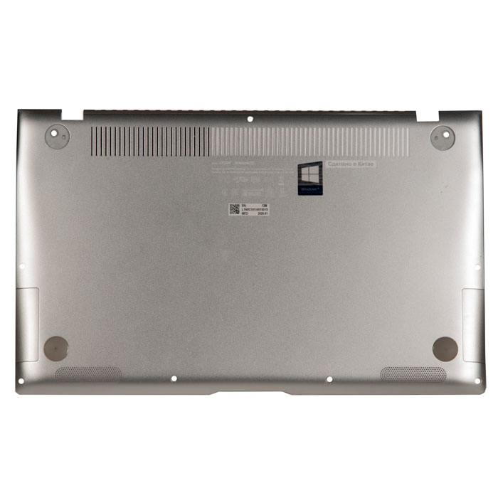 13N1-95A0301, 13N1-95A0N01 Поддон (нижняя крышка корпуса) для ноутбука Asus UX334FA, UX334FI, UX334FAC, UX334FIC серебристый