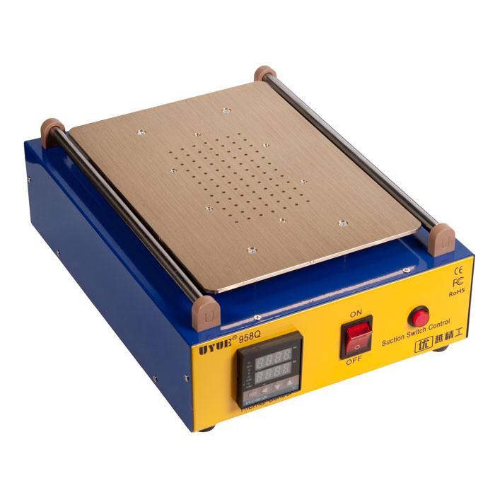 958Q вакуумный сепаратор UYUE 958Q для дисплеев до 11