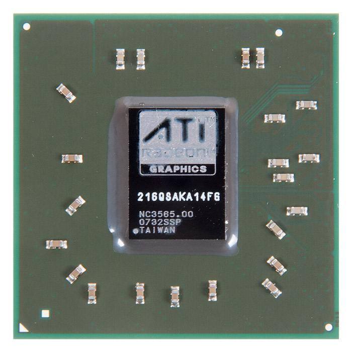 216QSAKA14FG видеочип AMD Mobility Radeon HD 2400, новый в Екатеринбурге